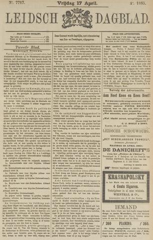 Leidsch Dagblad 1885-04-17