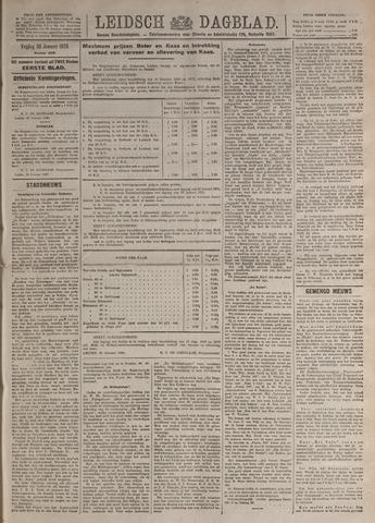 Leidsch Dagblad 1920-01-30