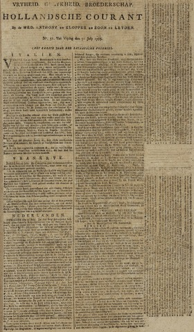 Leydse Courant 1795-07-31