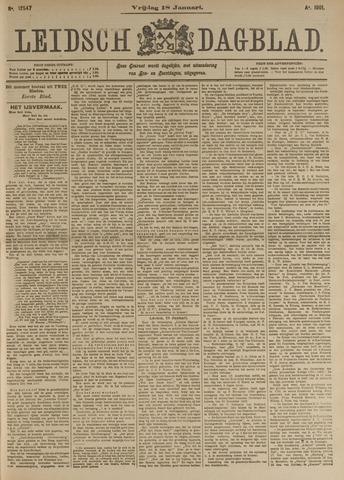 Leidsch Dagblad 1901-01-18