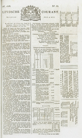 Leydse Courant 1828-05-19