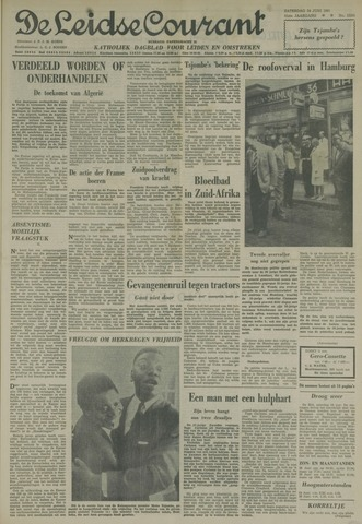 Leidse Courant 1961-06-24