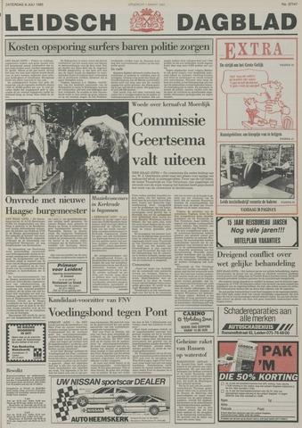 Leidsch Dagblad 1985-07-06