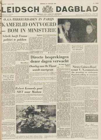 Leidsch Dagblad 1962-01-23