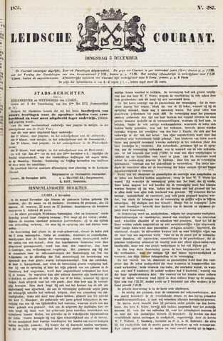 Leydse Courant 1876-12-05