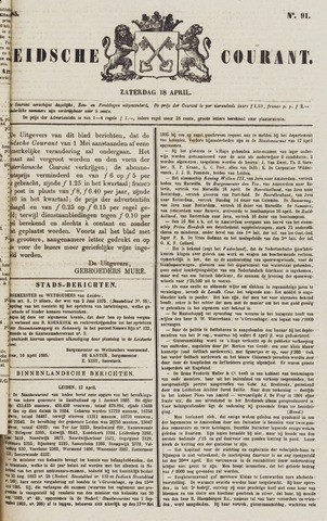 Leydse Courant 1885-04-18
