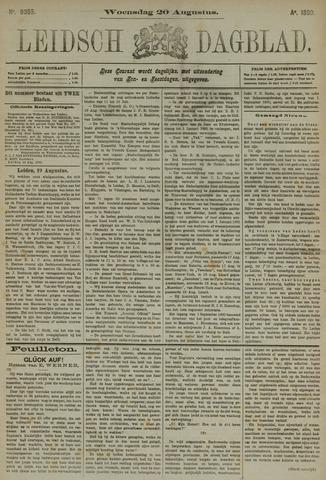 Leidsch Dagblad 1890-08-20