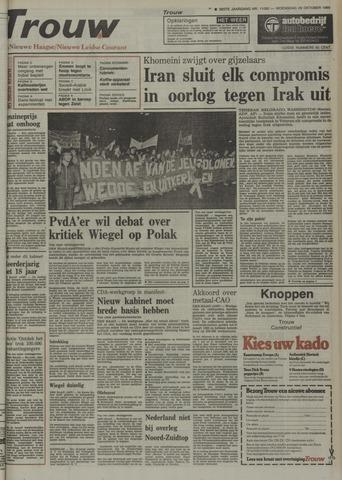 Nieuwe Leidsche Courant 1980-10-29