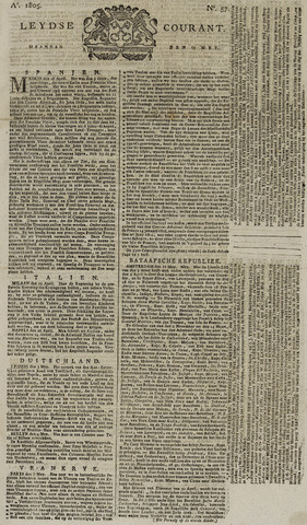 Leydse Courant 1805-05-13