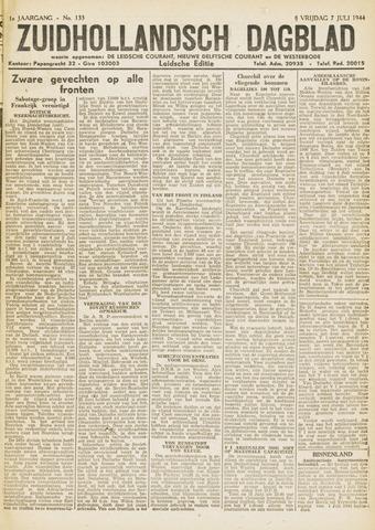 Zuidhollandsch Dagblad 1944-07-07
