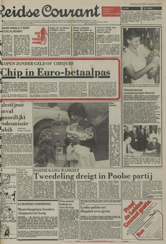 Leidse Courant 1981-07-16