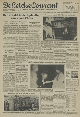 Leidse Courant 1955-04-05