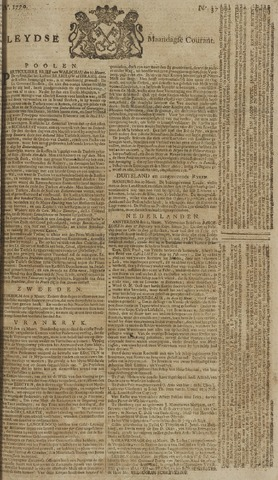 Leydse Courant 1770-03-26