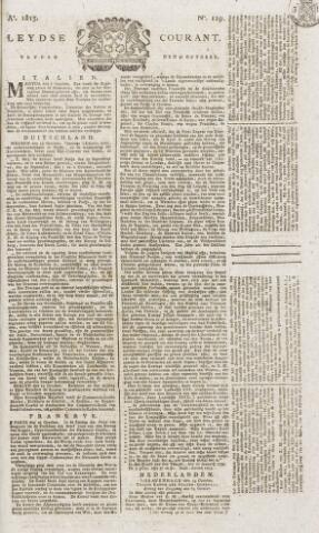 Leydse Courant 1815-10-27