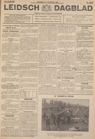 Leidsch Dagblad 1928-08-13