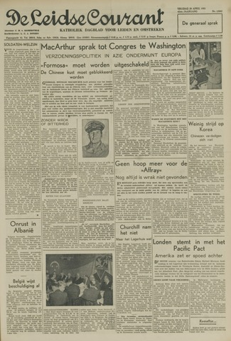 Leidse Courant 1951-04-20