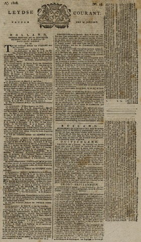 Leydse Courant 1808-01-29