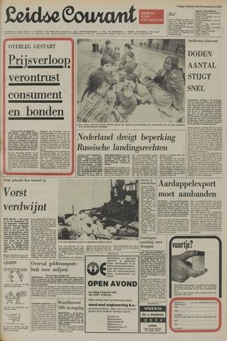 Leidse Courant 1976-02-06