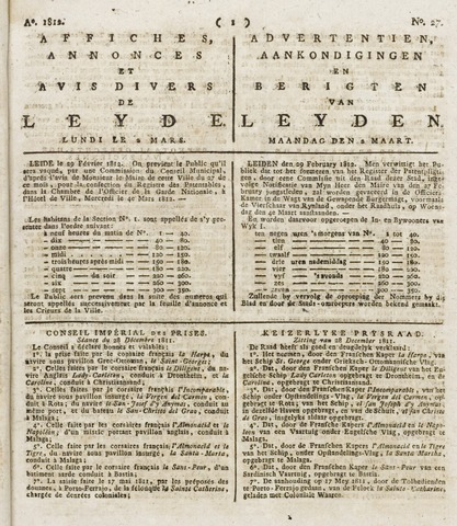 Leydse Courant 1812-03-02