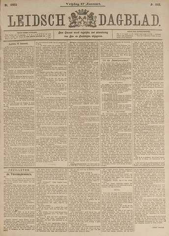 Leidsch Dagblad 1902-01-17