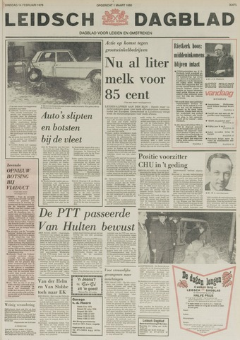 Leidsch Dagblad 1978-02-14