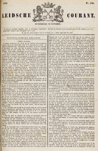 Leydse Courant 1882-10-19