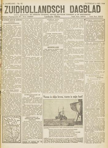 Zuidhollandsch Dagblad 1944-05-06