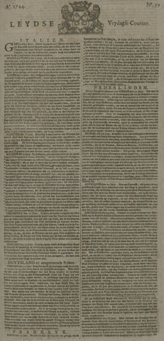 Leydse Courant 1744-06-26