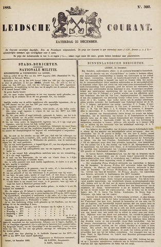 Leydse Courant 1883-12-22