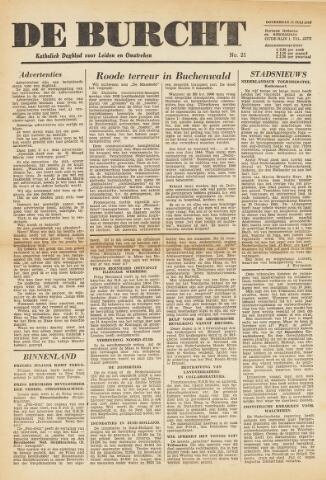 De Burcht 1945-07-12