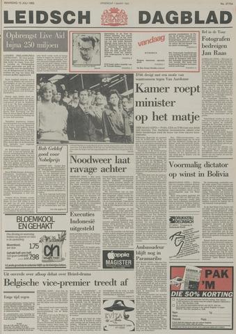 Leidsch Dagblad 1985-07-15