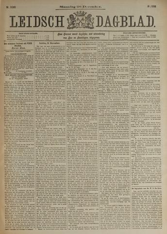 Leidsch Dagblad 1896-12-28