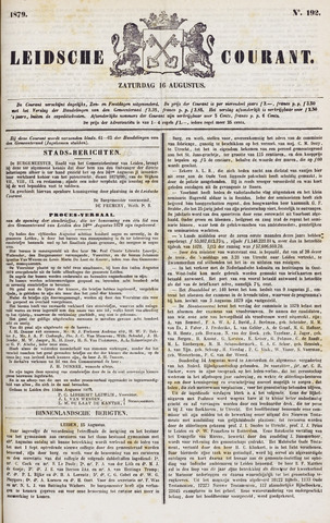 Leydse Courant 1879-08-16