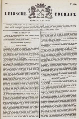 Leydse Courant 1877-12-15