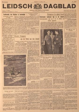 Leidsch Dagblad 1947-04-25