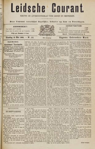 Leydse Courant 1885-05-12