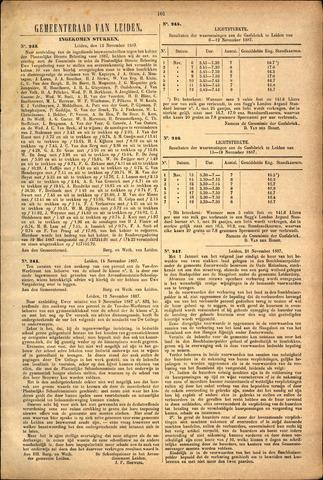 Handelingen van de Raad 1887-11-12