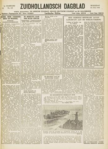 Zuidhollandsch Dagblad 1944-07-26