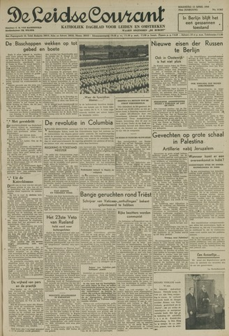 Leidse Courant 1948-04-12