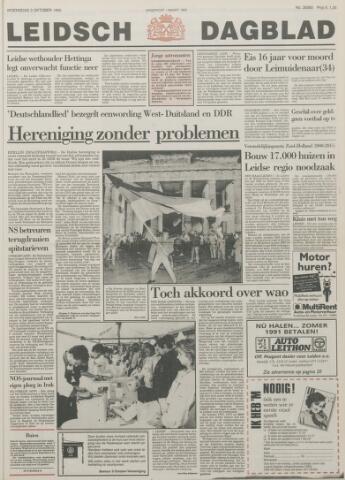 Leidsch Dagblad 1990-10-03