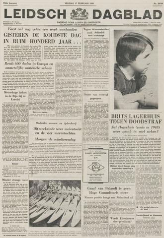 Leidsch Dagblad 1956-02-17