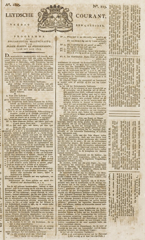 Leydse Courant 1825-10-14