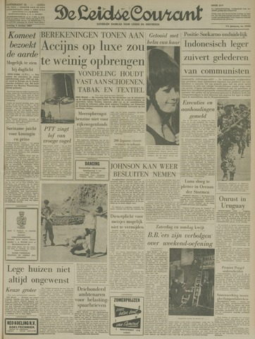 Leidse Courant 1965-10-09