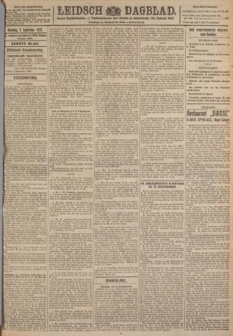 Leidsch Dagblad 1923-09-03