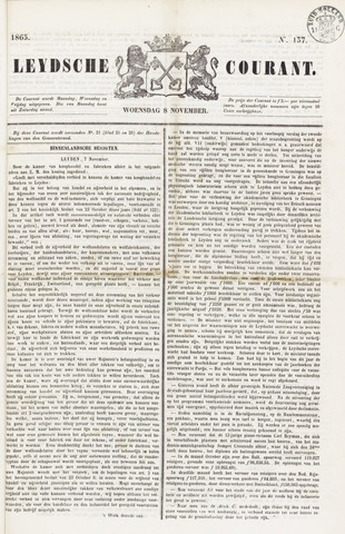 Leydse Courant 1865-11-08