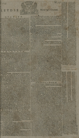 Leydse Courant 1743-12-09