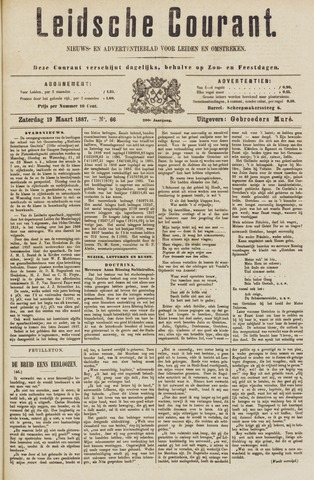 Leydse Courant 1887-03-19