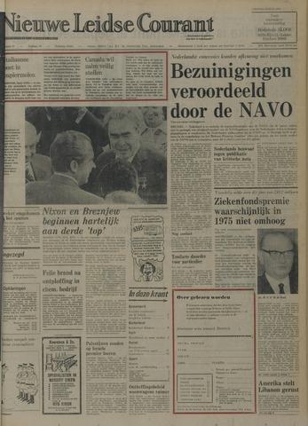 Nieuwe Leidsche Courant 1974-06-28