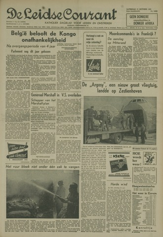 Leidse Courant 1959-10-17