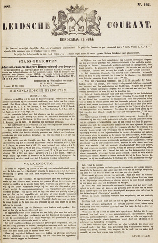 Leydse Courant 1883-07-12